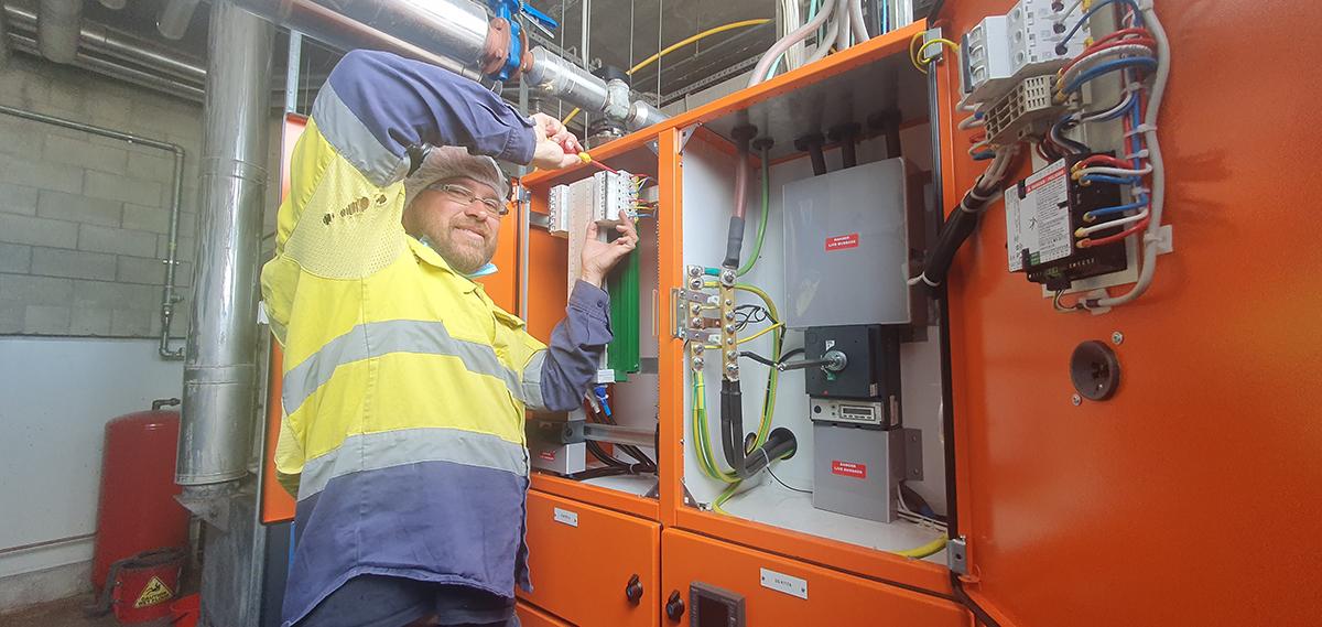 Sub mains switchboard upgrade Nestle 2